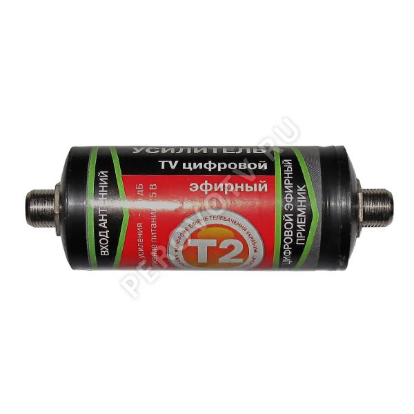 Усилитель антенный dvb-t2