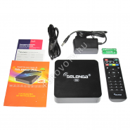 Медиаплеер Selenga R4 2Gb/16Gb Android TV Box, вид 7